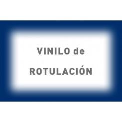 Vinilo de rotulación