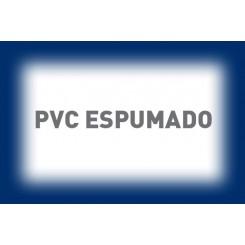 PVC espumado