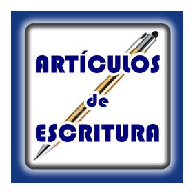 Articulos de escritura en oferta con marcaje incluido